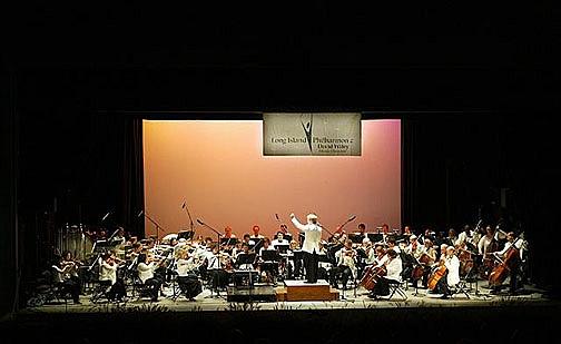 Long Island Philharmonic Heckscher State Park