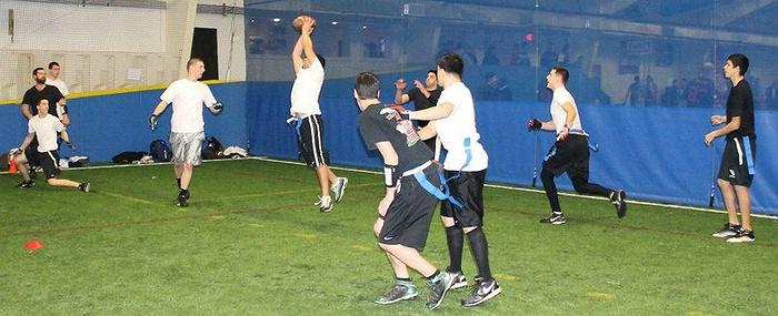 Long Island Indoor Flag Football League