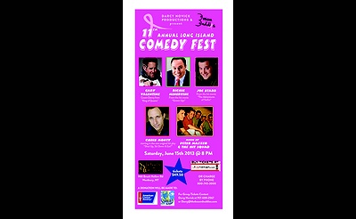 11th Annual LI Comedy Fest