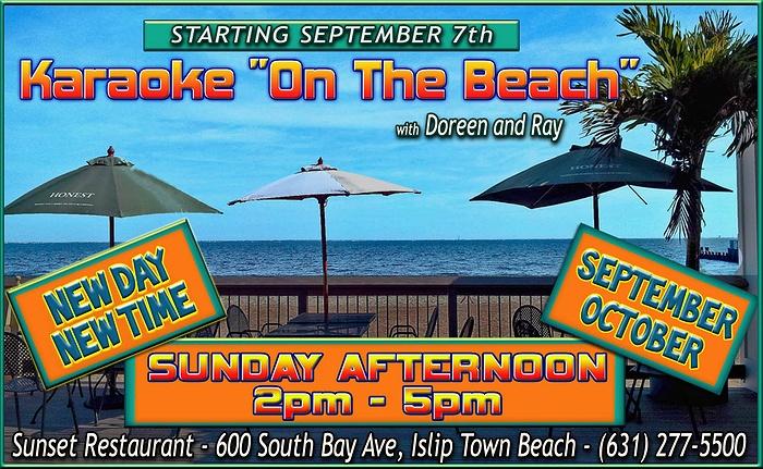 Islip Beach Sunset Restaurant
