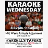 Wednesday Karaoke at Farr