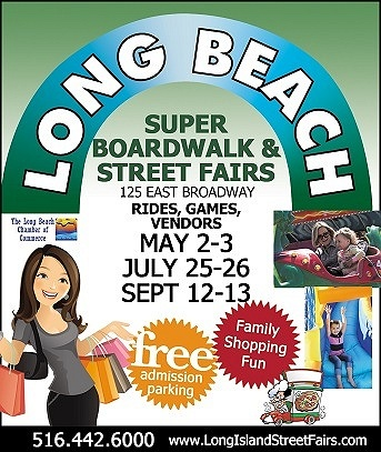 Long Beach Long Island Boardwalk Fair