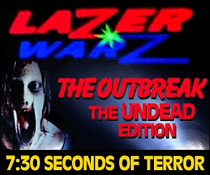 The Outbreak Zombie Laser Tag At Karts Indoor Race