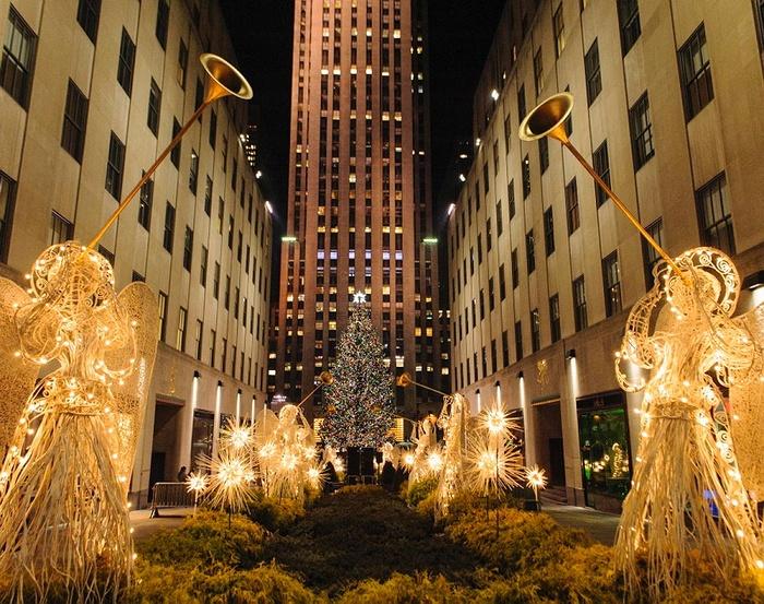 2015 Rockefeller Center Christmas Tree Lighting