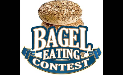 1st Annual Bagel Eating Contest