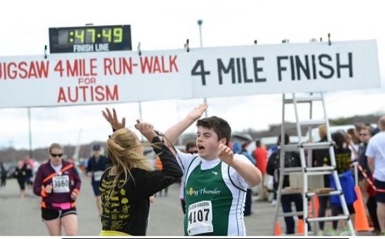 10th Annual Jigsaw 4 Mile Run/Walk