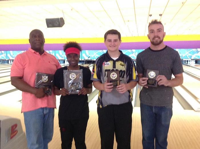 Junior amateur bowling tournaments
