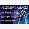Wednesday Karaoke in Ronk