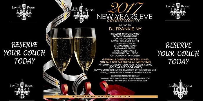 New Year 39 S Eve 2017 At The Living Room