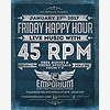Friday Happy Hour: 45 RPM