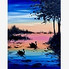 Paint Nite: Dawns on Swan