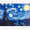 Paint Nite: Starry Starry