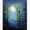 Paint Nite: Midnight Fore