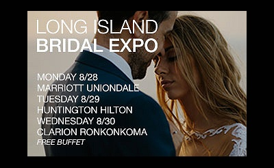 Long Island Bridal Expo Returns To Uniondale On August 28th