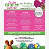 Easter Brunch Buffet at W