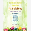 Easter at Baldinos