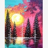 Paint Nite: Sunset On The