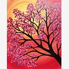 Paint Nite: Blooming Tree