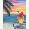 Paint Nite: Sip of Summer