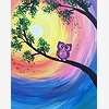 Paint Nite: Owl Day Long