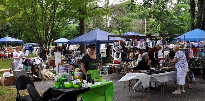 Bay Park Craft Fair