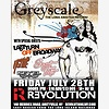 Greyscale at Revolution