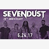 Sevendust at The Space at