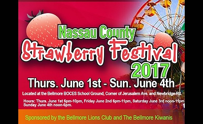 Nassau County Strawberry Festival 2017