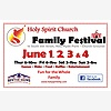 Holy Spirit Family Festiv