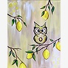 Paint Nite: The Owl in th