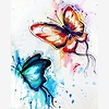 Paint Nite: Butterfly Spl
