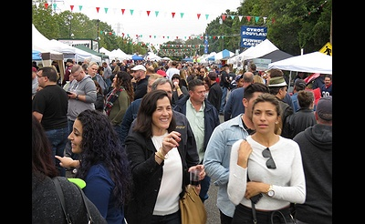 7th Annual San Gennaro Feast of the Hamptons