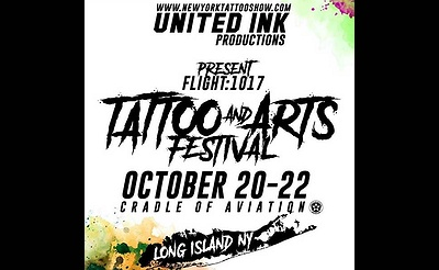 Flight 1017 Long Island Tattoo Convention