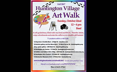 Huntington Village Art Walk
