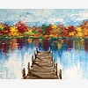 Paint Nite: Autumn At The