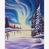 Paint Nite: Mystical Auro