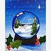 Paint Nite: Frosty Snow G