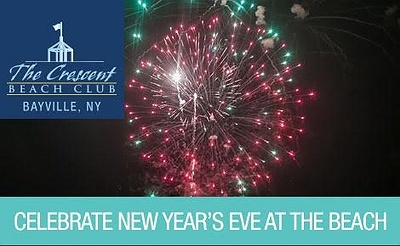 Celebrate New Year's Eve at The Crescent Beach Club
