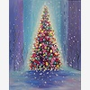 Paint Nite: Christmas in