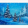 Paint Nite: Winter's Spar