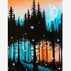 Paint Nite: Forest Magic