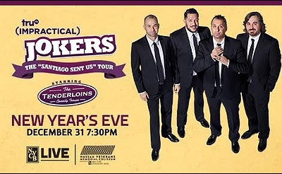 New Year's Eve at NYCB LIVE, home of the Nassau Veterans Memorial Coliseum