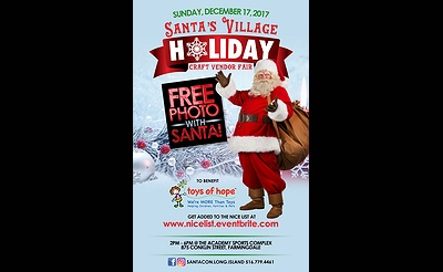 Santa's Village Holiday Craft Vendor Fair