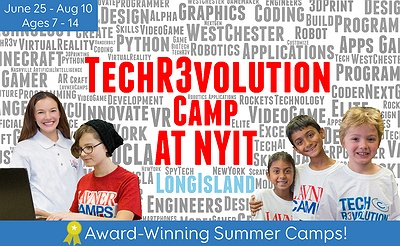 Tech Revolution Camp