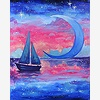 Paint Nite: Sailing In A