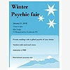 Winter Psychic Fair