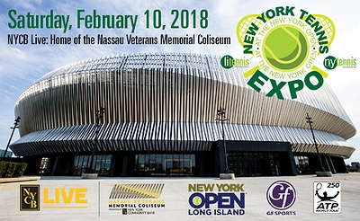 New York Tennis Expo at NYCB Live