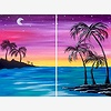 Paint Nite: Beach Palm Pa