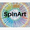 Giant SpinArt Painting! P