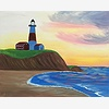 Paint Nite: Montauk Light